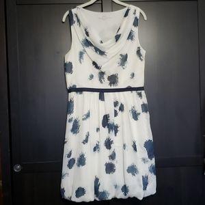Loft Bubble Hem Dress